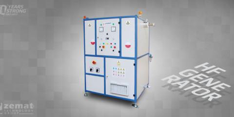 Generatory HF - Najwyższa precyzja zgrzewów dedykowana dla specjalistycznych zastosowań przemysłowych