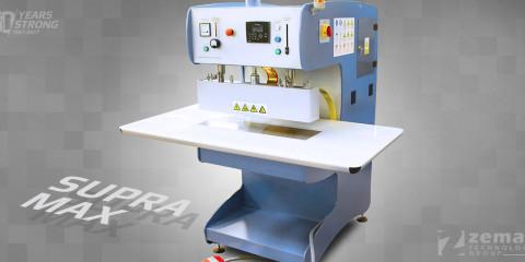 Supra MAX - Zgrzewarka wysokiej częstotliwości do sufitów napinanych